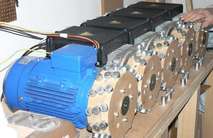 Двигатели на неодимовых магнитах своими руками